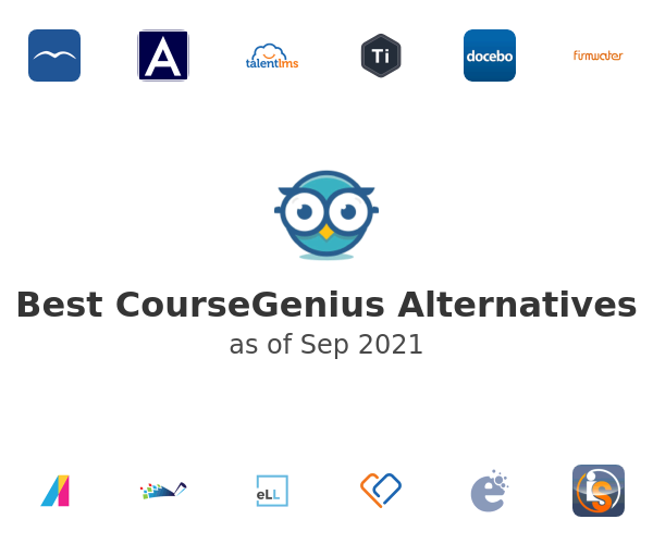 Best CourseGenius Alternatives