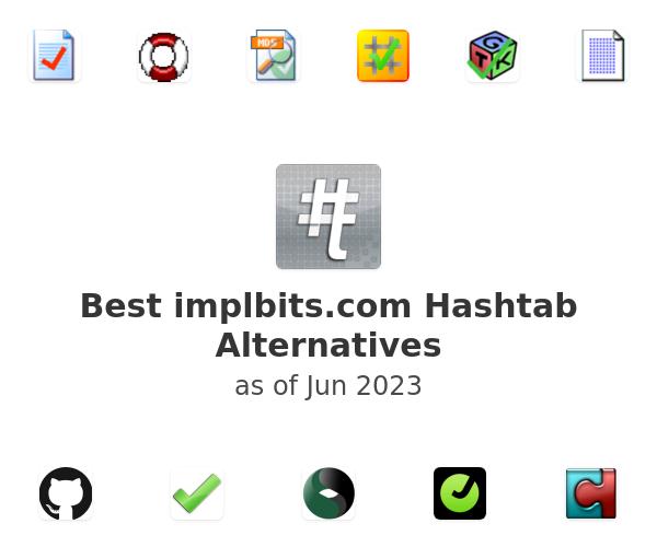 Best Hashtab Alternatives