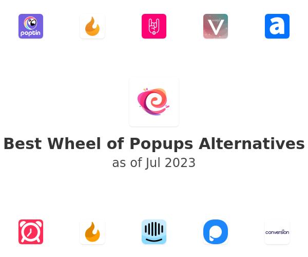 Best Wheel of Popups Alternatives
