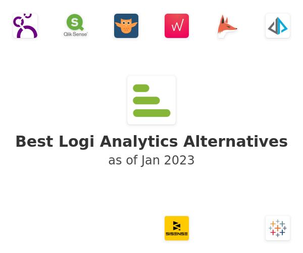 Best Logi Analytics Alternatives