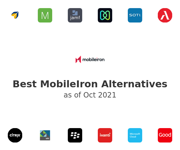Best MobileIron Alternatives