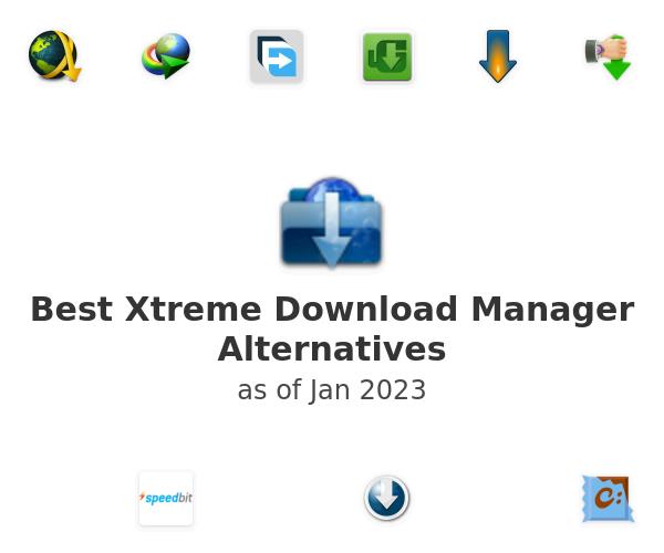 Best Xtreme Download Manager Alternatives