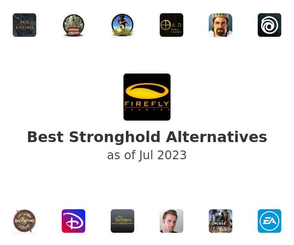 Best Stronghold Alternatives