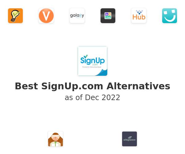 Best SignUp.com Alternatives