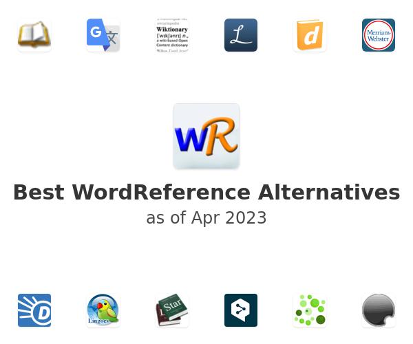 Best WordReference Alternatives