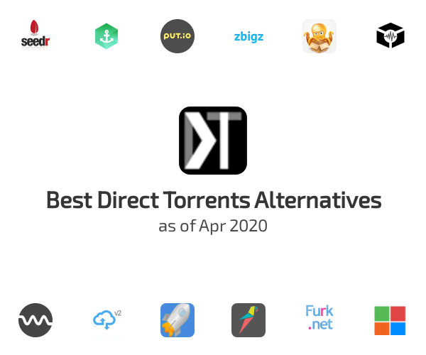 Best Direct Torrents Alternatives