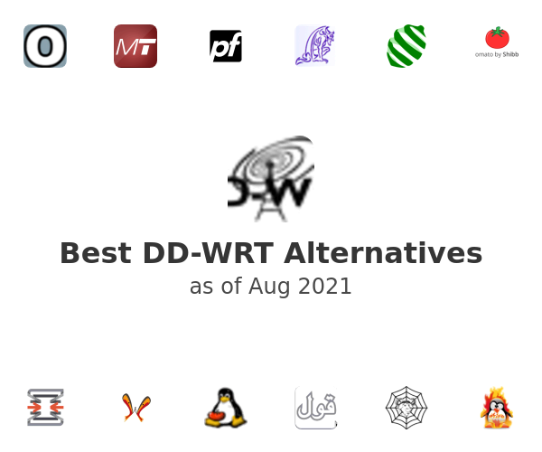Best DD-WRT Alternatives