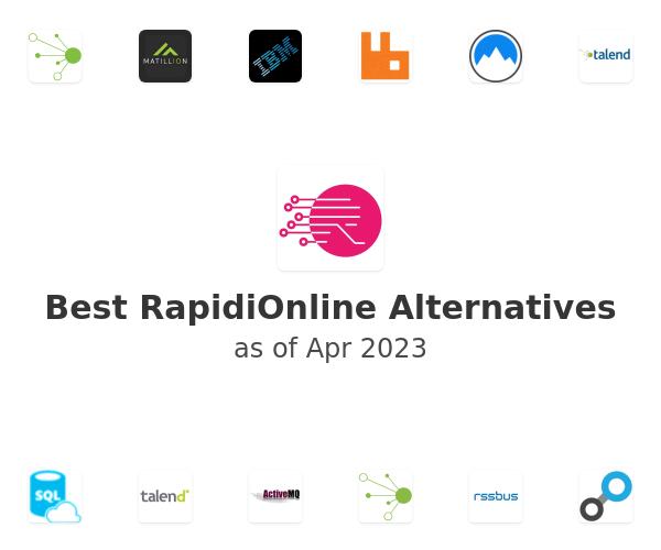 Best RapidiOnline Alternatives