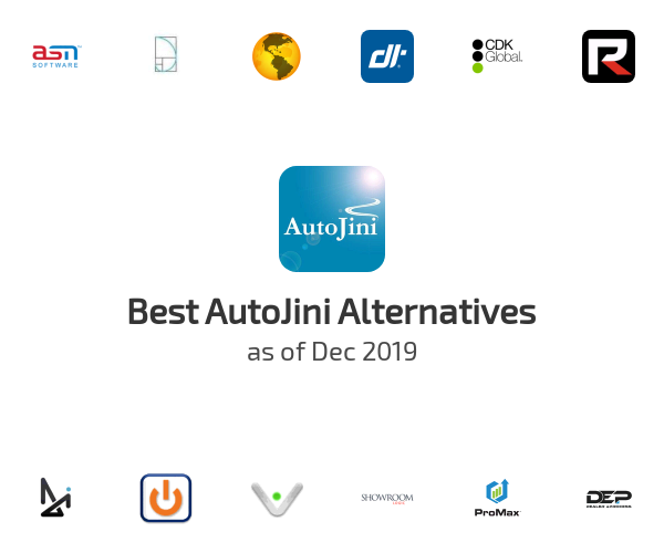 Best AutoJini Alternatives