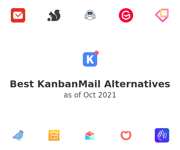 Best KanbanMail Alternatives