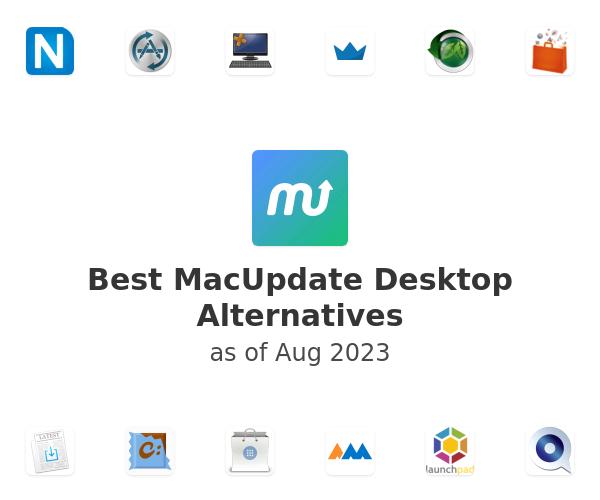 Best MacUpdate Desktop Alternatives