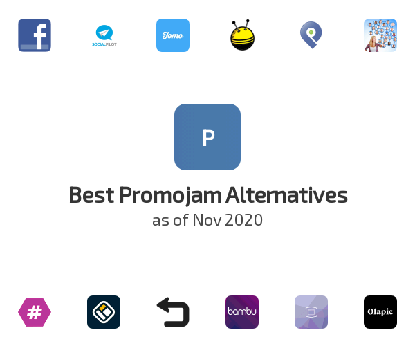 Best Promojam Alternatives
