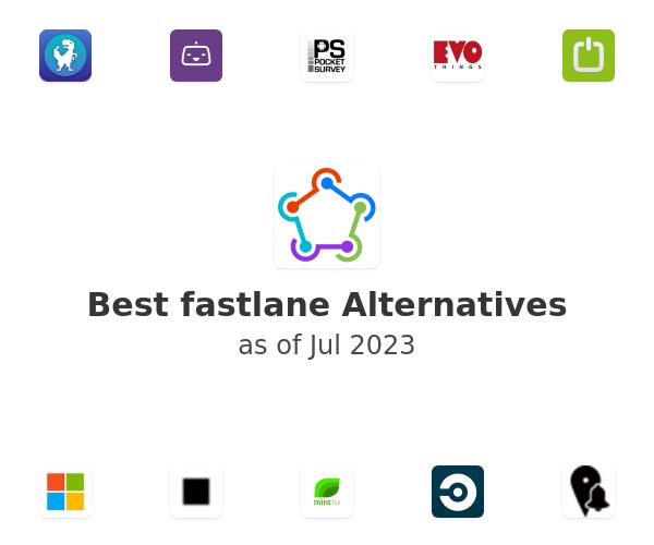 Best fastlane Alternatives