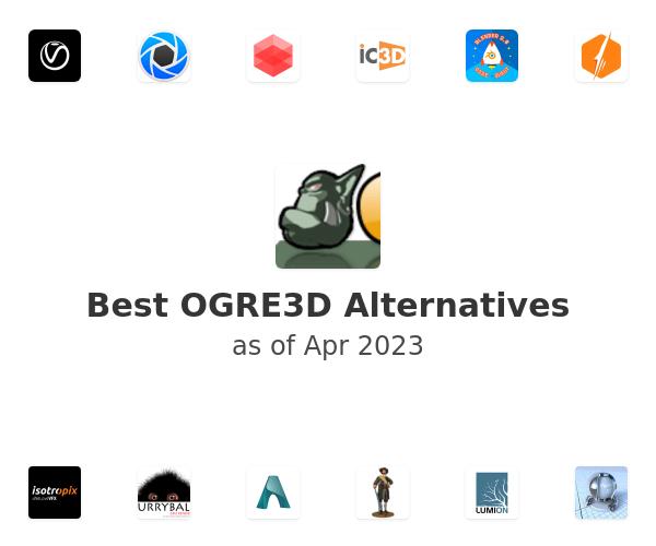Best OGRE3D Alternatives