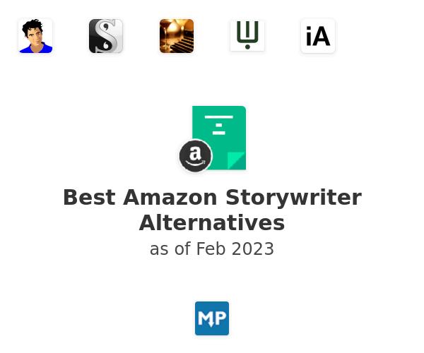 Best Amazon Storywriter Alternatives