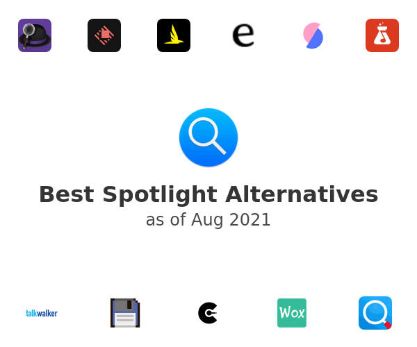 Best Spotlight Alternatives