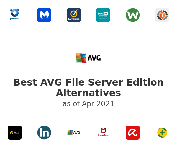 Best AVG File Server Edition Alternatives