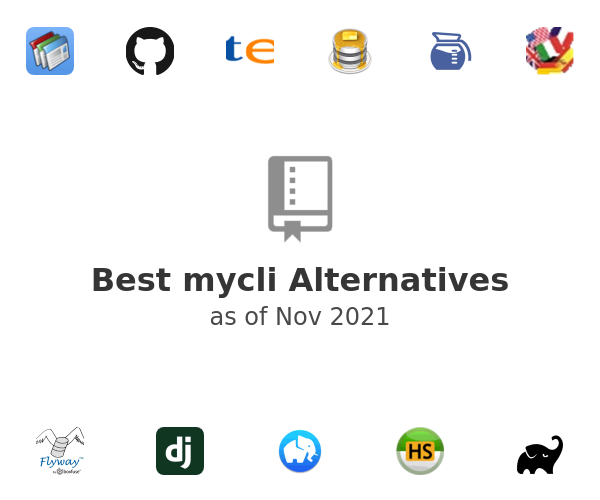 Best mycli Alternatives