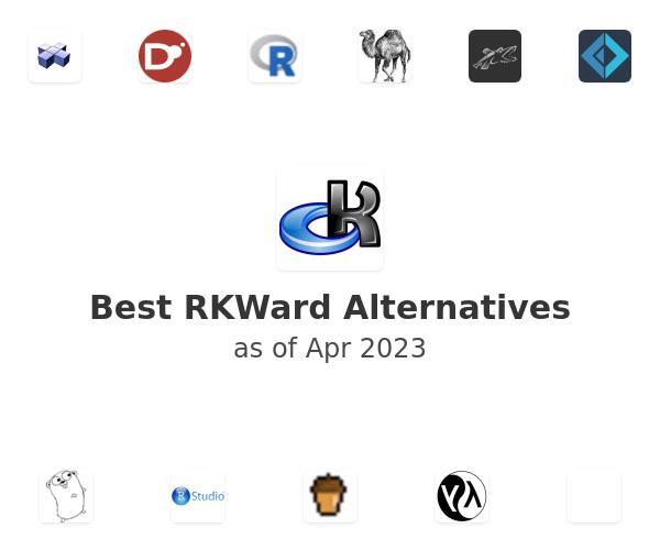 Best RKWard Alternatives