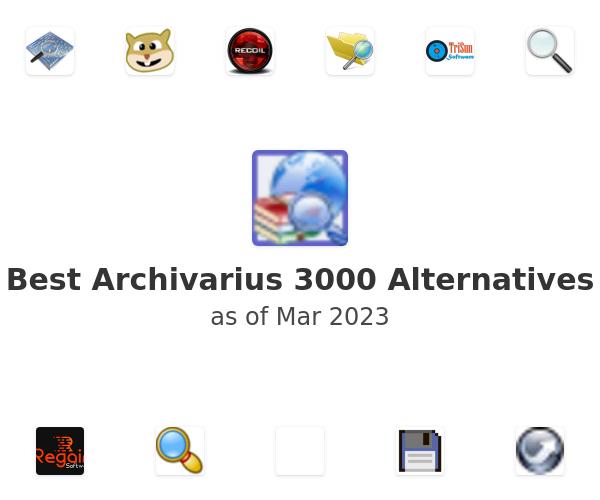 Best Archivarius 3000 Alternatives