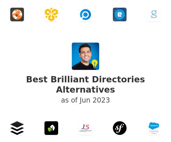 Best Brilliant Directories Alternatives