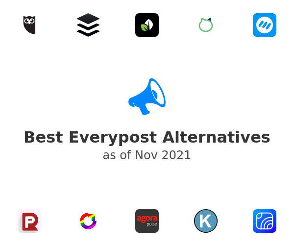Best Everypost Alternatives