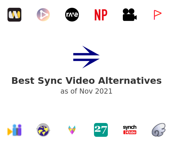 Best Sync Video Alternatives