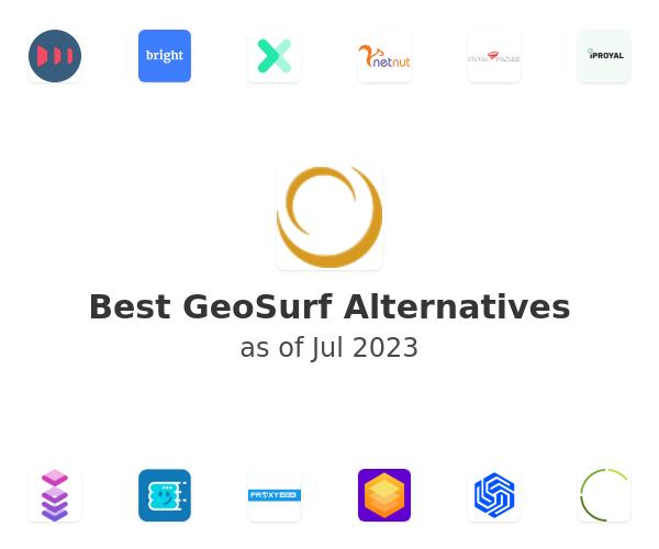 Best GeoSurf Alternatives