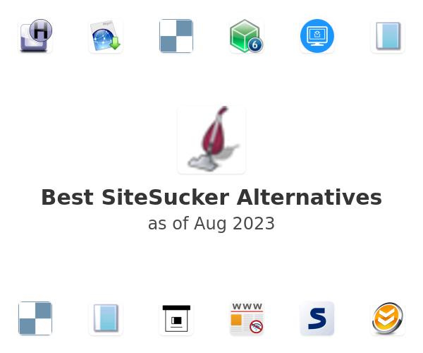 Best SiteSucker Alternatives
