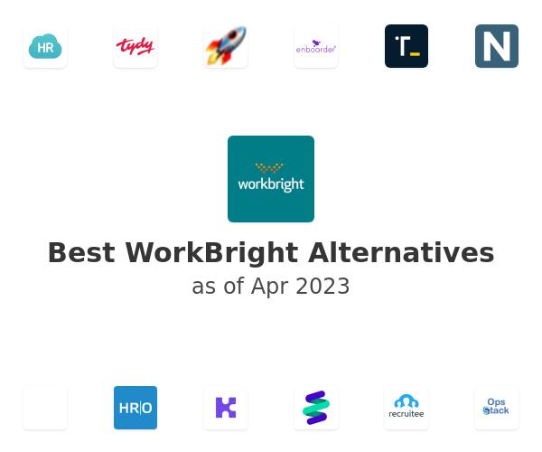Best WorkBright Alternatives