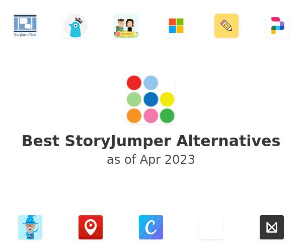Best StoryJumper Alternatives