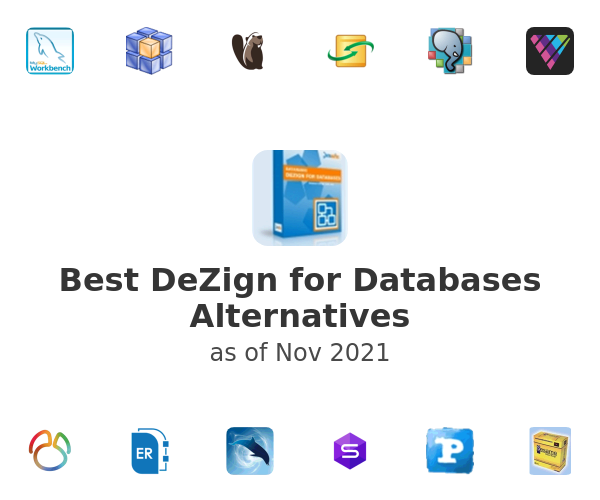 Best DeZign for Databases Alternatives