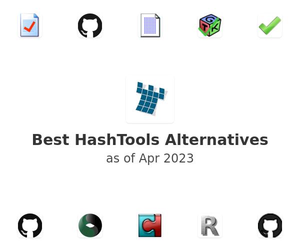 Best HashTools Alternatives