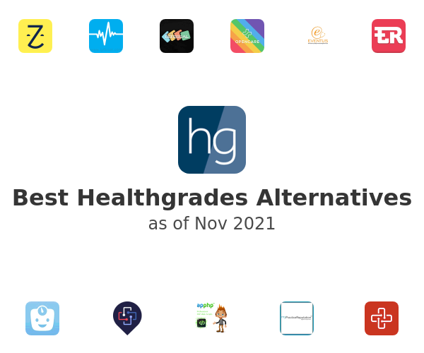 Best Healthgrades Alternatives