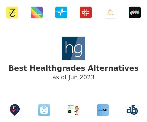 Best Healthgrades Alternatives