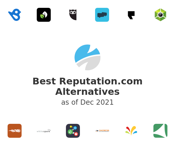 Best Reputation.com Alternatives