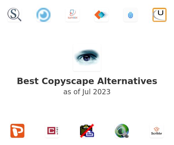 Best Copyscape Alternatives