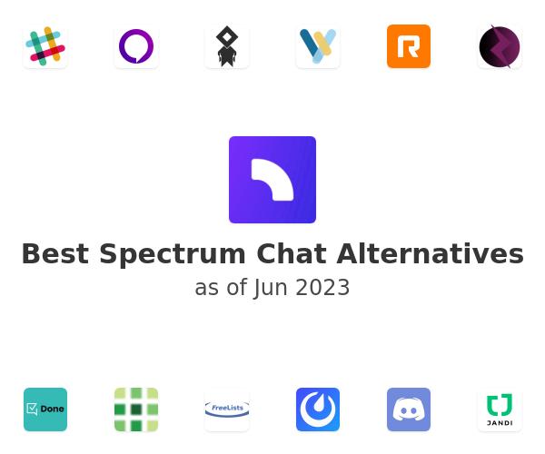 Best Spectrum Chat Alternatives