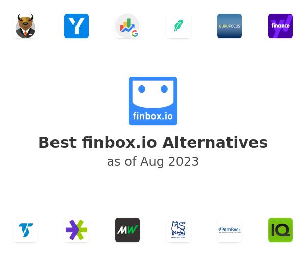 Best finbox.io Alternatives