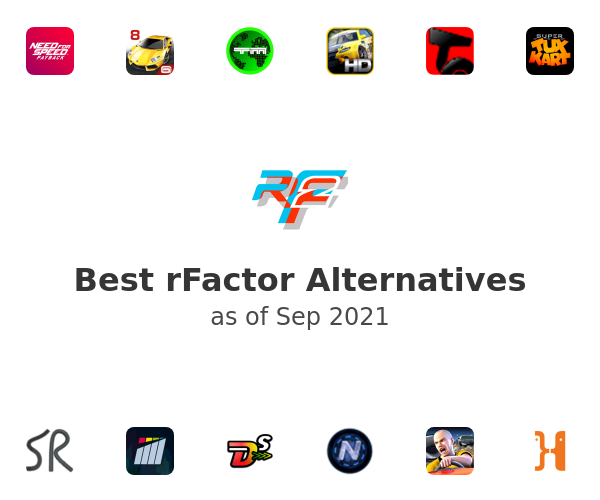 Best rFactor Alternatives