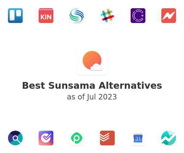 Best Sunsama Alternatives