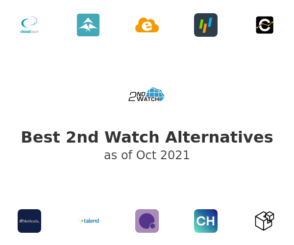 Best 2nd Watch Alternatives