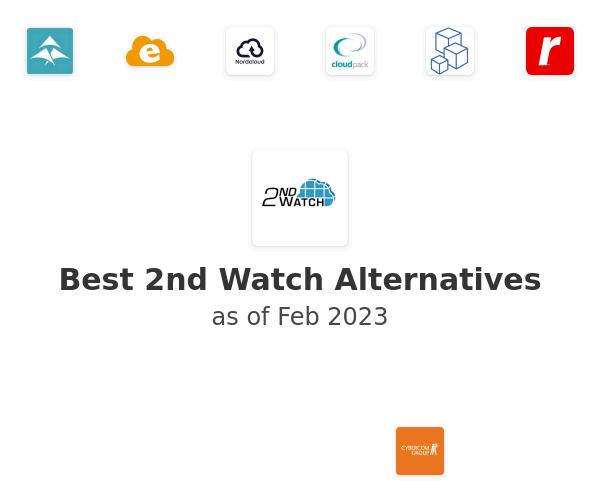 Best 2nd Watch Alternatives