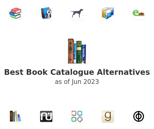 Best Book Catalogue Alternatives