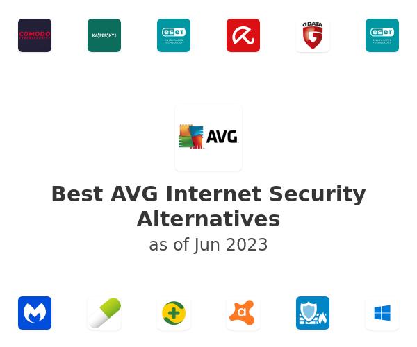 Best AVG Internet Security Alternatives