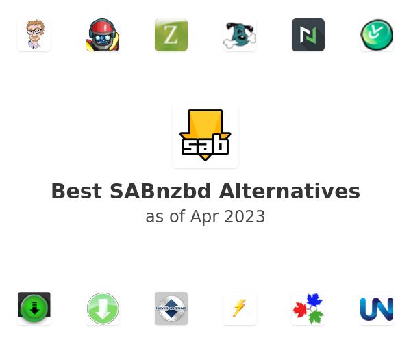 Best SABnzbd Alternatives