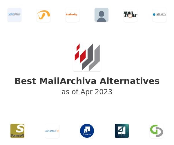Best MailArchiva Alternatives