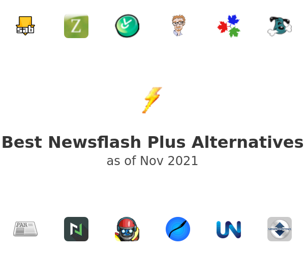 Best Newsflash Plus Alternatives