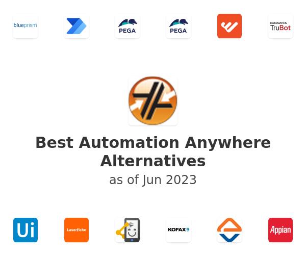 Best Automation Anywhere Alternatives