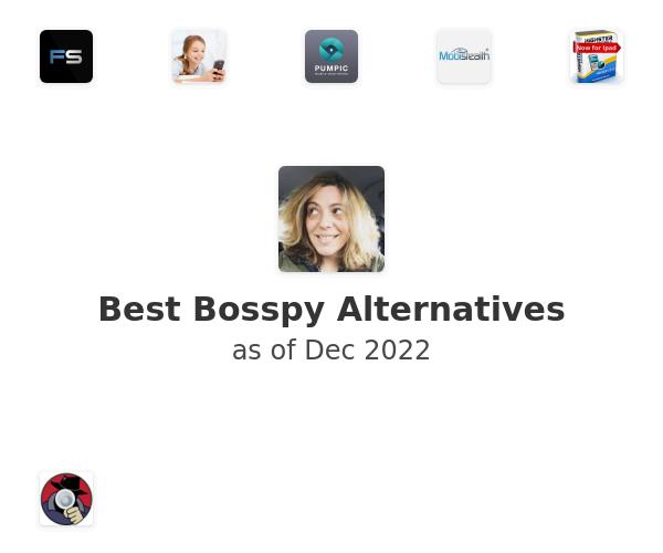 Best Bosspy Alternatives